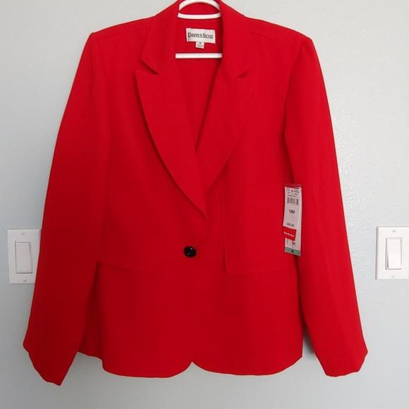 e6fc2a43ee844 Danny & Nicole Jackets & Coats | Danny Nicole Dress Blazer | Poshmark